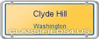 Clyde Hill board